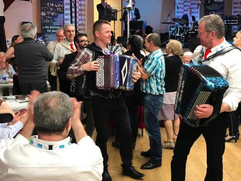Festival de l'accordéon de Mulsanne