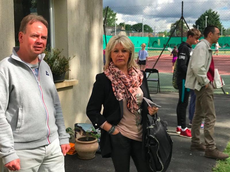 Tennis - 13 mai 2018