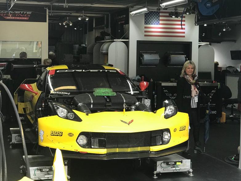 Corvette - 12 juin