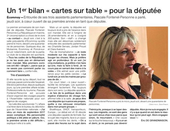 Ouest-France - 30 juin 2018