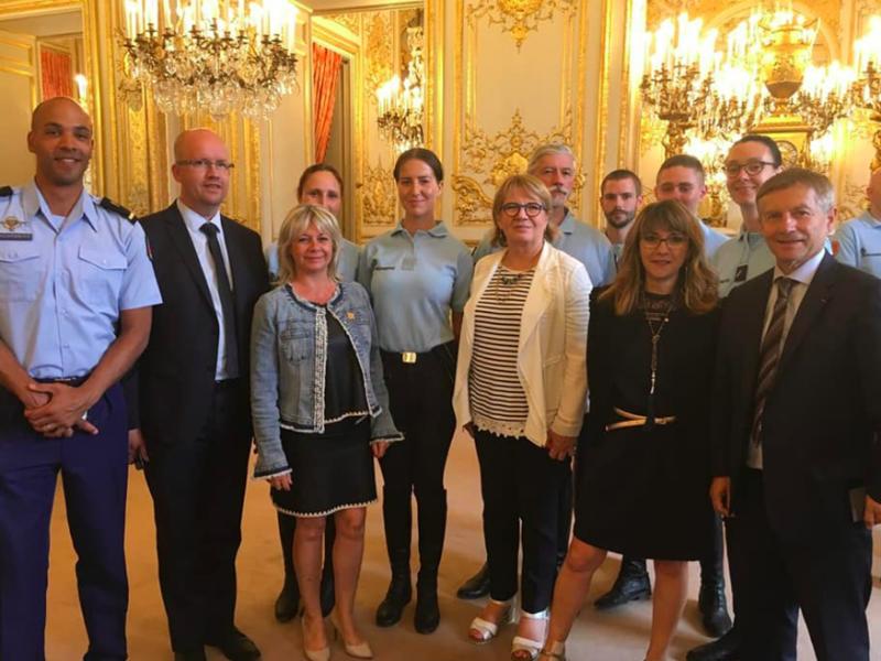 Réservistes Gendarmerie - 11 juillet
