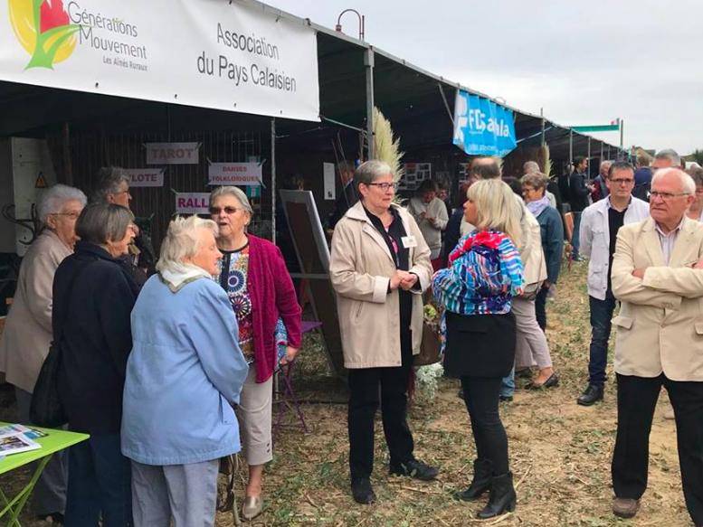 Comice agricole de Sainte-Cérotte - 22 septembre
