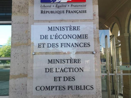 Réunion de travail hier au Ministère de l'Action et des Comptes Publics - 26 septembre
