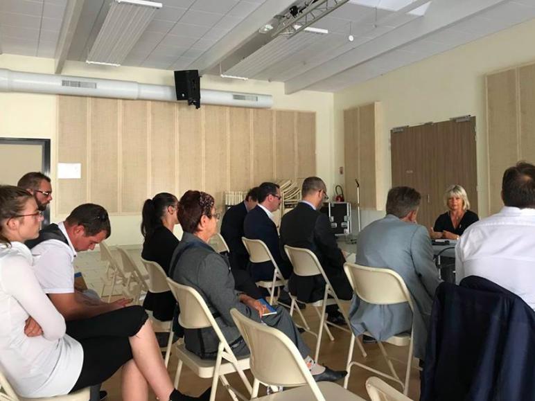 1er Forum de l'Union Régionale des Fédérations des TPE/ PME des Pays de la Loire - 21 septembre