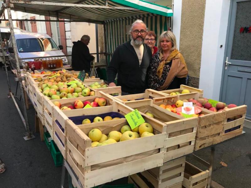 Fête de la pomme de Vaas - 21 octobre 2018