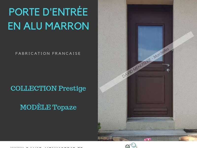 porte_alu_marron