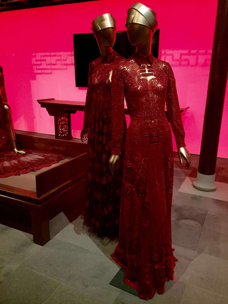China: Through the Looking Glass, 7 May 2015 – 7 September 2015, The Met Fifth Avenue, NY.