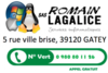Logo SAS LAGALICE ROMAIN