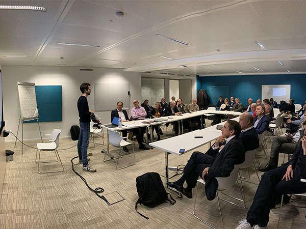 Assemblée My SeedCap, réunion du 12 décembre 2019