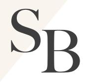 Logo Sabine de Baynast - Ostéopathe à Redon
