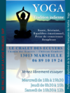 hatha Yoga nidra yoga Château-Gombert Marseille 13013