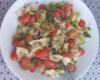 recette aux couleurs de l'italie