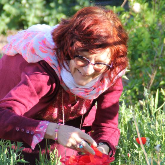 Christine LOUIS naturopathe amour des plantes