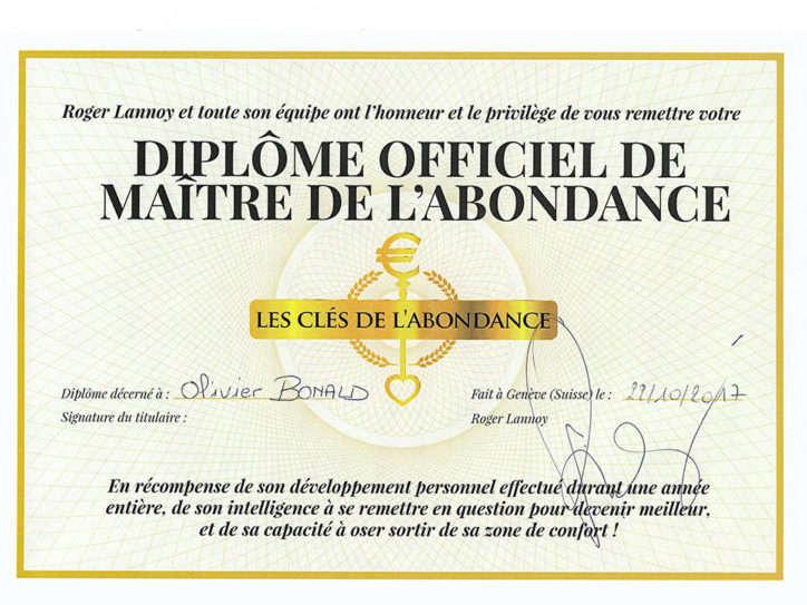 diplome-olivier-bonald-cles-de-labondance-maitre-de-labondance-deshypnose-768x543