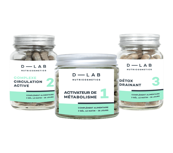 activateur de metabolisme D-LAB