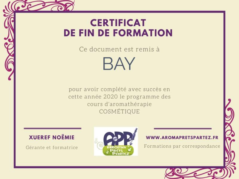 certificat_aro_cosmetique2020