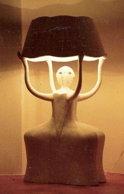LAMPE MÉNINES