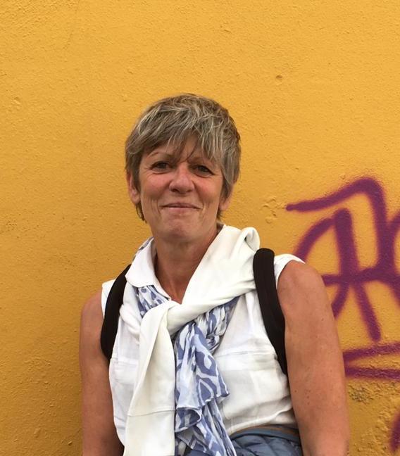 Marie-Laure Delalande, Psychotherapie gif sur yvette