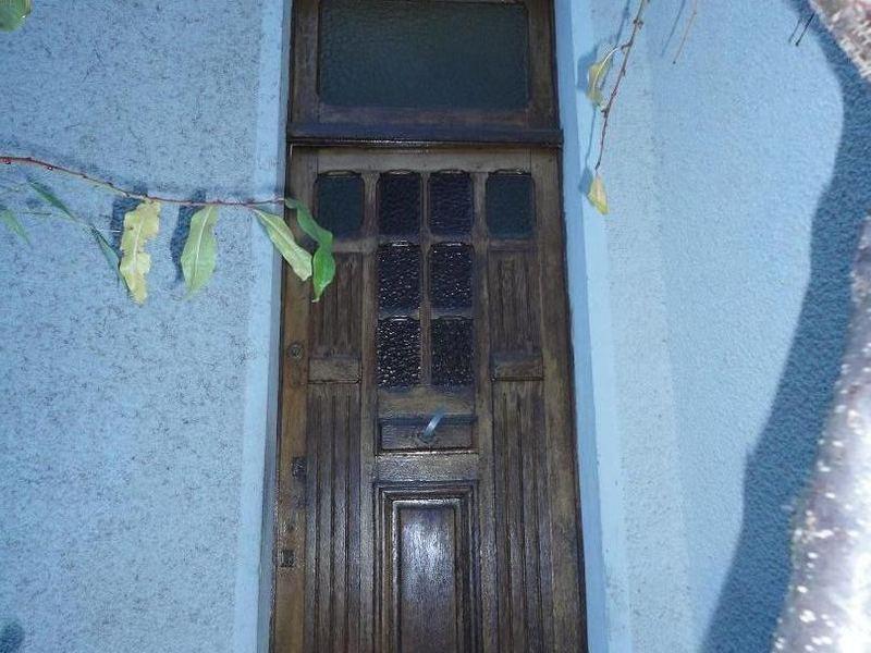 Remplacement d'une porte (avant)