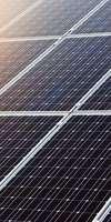BG Environnement, Installation de panneaux solaires à Nans-les-Pins