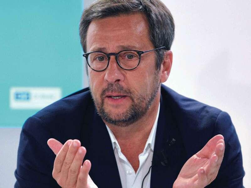 Jean Sibilia, professeur de médecine et doyen
