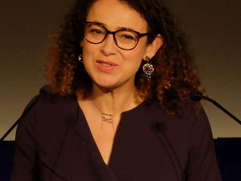 Delphine Horvilleur, rabbin