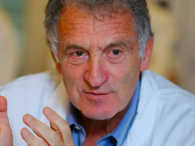 Dr. René Frydman, Gynécologue