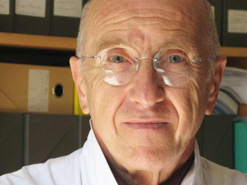Pr. André Grimaldi, Professeur émérite de diabétologie