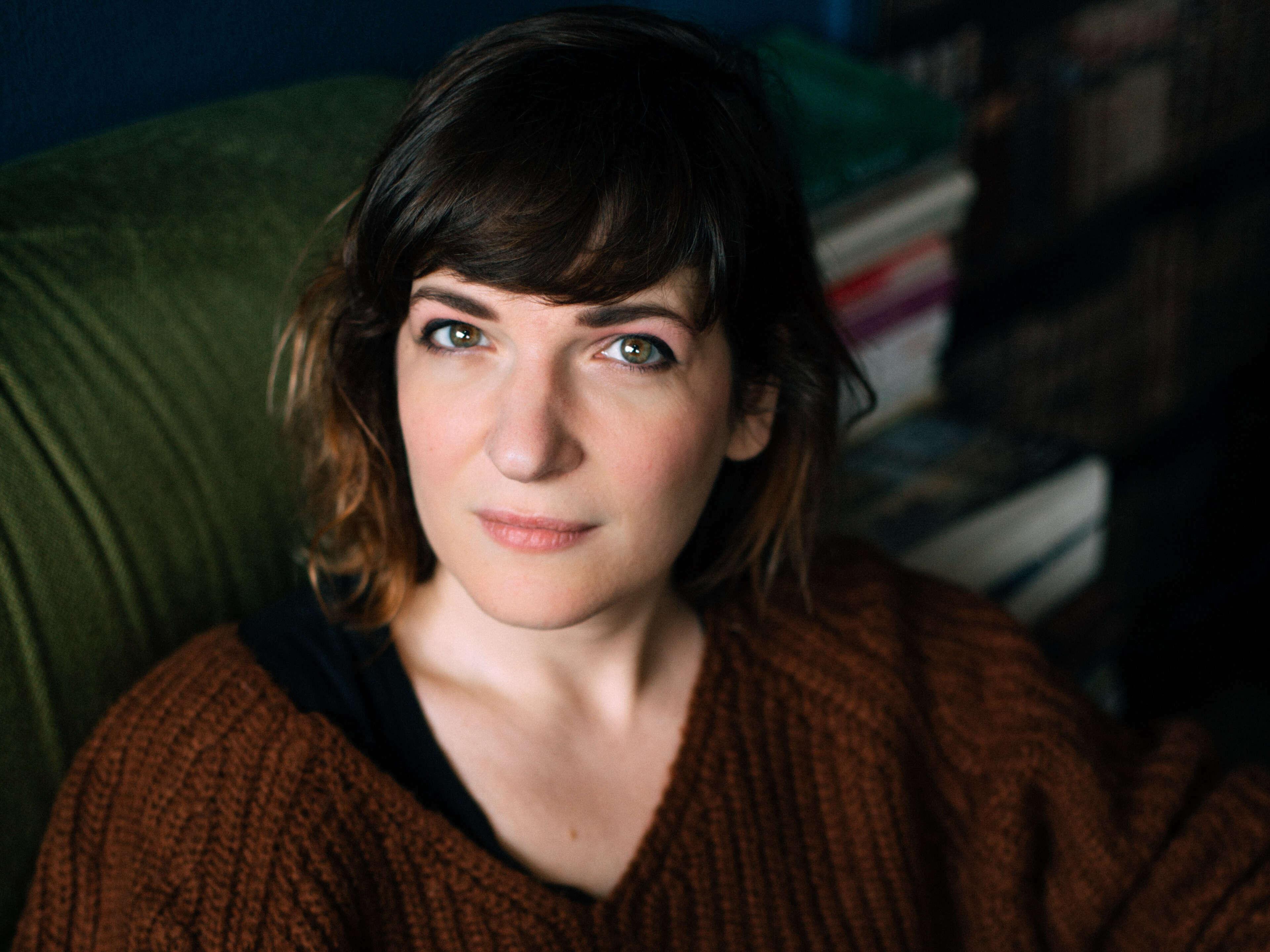 Aurélie Neyret, illustratrice et dessinatrice