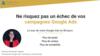 Cristina Hernando Pajuelo, Consultante Google Ads, Tracking et Landing Page
