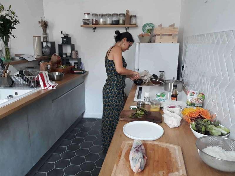 Atelier cuisine ayurvédique à domicile