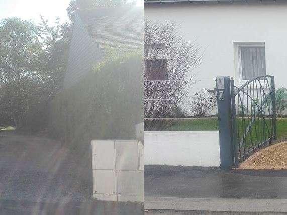 Création d'une allée carrossable avec délimitations pavés, et installation d'un portail sur mesure unique avec commande à distance