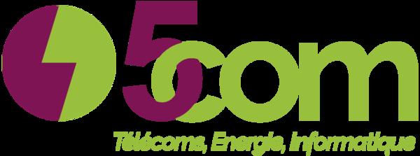 Cropped logo full 5com transp v3 1