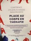 conference sur le corps