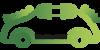 Service de taxi dans le département de l'Hérault, à Montpellier, Villeneuve-lès-Magueloneet Juvignac | Logo | Taxi Greencabby