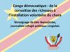 Conférences sur la R.D. Congo
