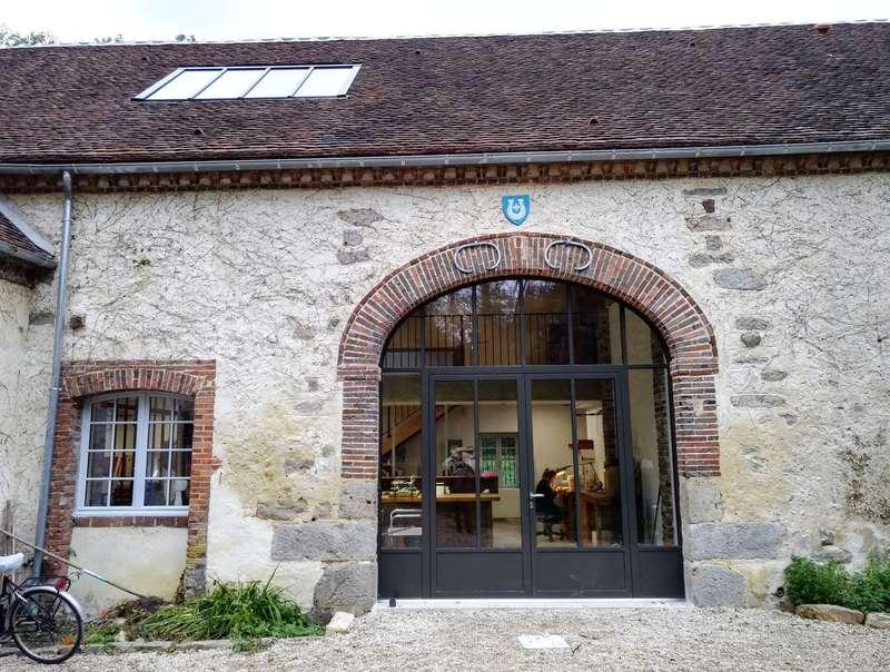 Atelier « Maison Bonnet » Lunetier, Porte cintrée Acier. www.maisonbonnet.com