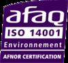 AAF La Providence Nettoyage - ISO 14001 v 2015