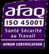 AAF La Providence Nettoyage - OHSAS 18001  v 2007