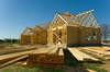 ALC renovation, Charpente à Nouvion