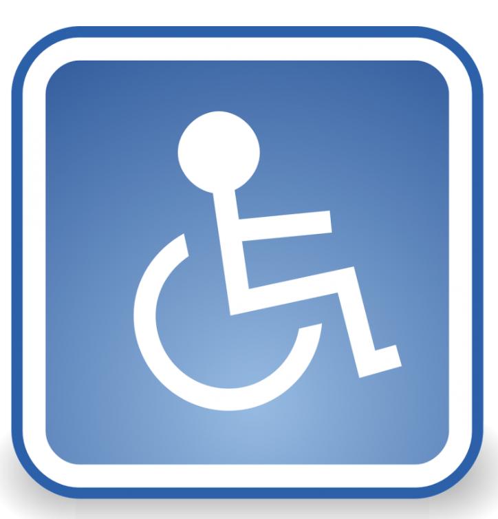 Mise aux normes  handicapés devanture de magasin à Paris