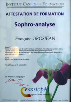 sophro analyse
