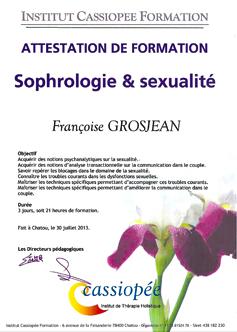 Sophro-analyse