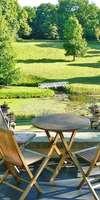 Delange steven paysagiste, Construction de terrasse traditionnelle à Aubevoye