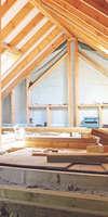 Centre de l'Amélioration Enérgétique, Isolation des combles à Bretteville-sur-Odon