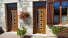 Fabrication de portes en bois