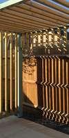 Gaïa paysages, Construction d'abris et pergola en bois à Mertzwiller