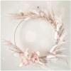 atelier déco gites du clos du carme couronne fleurs séchées