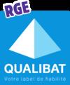 RGE QUALIBAT logo