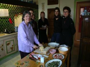 Cours de cuisine à Romans